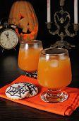 Pumpkin Juice With Ice