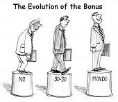 The Evolution Of The Bonus