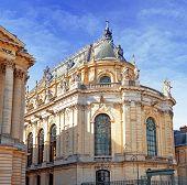 picture of versaille  - Versailles Castle - JPG