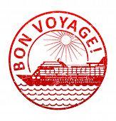 stock photo of bon voyage  - Bon voyage  - JPG