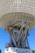 stock photo of deep  - The Madrid Deep Space Communications Complex is a ground station located in Spain - JPG