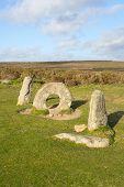 stock photo of megaliths  - Men - JPG