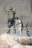Graffiti Bethlehem