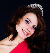 Crowned Beauty Queen