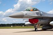 foto of afterburner  - GEILENKIRCHEN GERMANY  - JPG