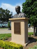 The Herb Gray Statue