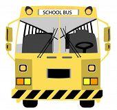 School Bus - Vector
