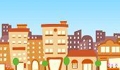 Cityscape - Vector