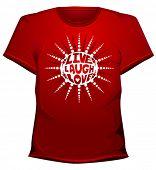 Statement Shirt - Vector