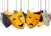 Masks on Strings - Vector