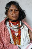 Tribal Woman Of India