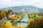 Bern In Autumn
