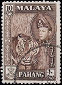 Malaya, State Of Pahang