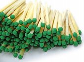 stock photo of rg  - Matches need in each house rg e rey rtu r tujtyu - JPG
