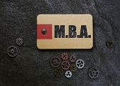 Mba And Gears poster