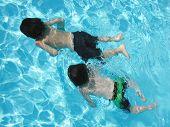 Age 9 Swimming