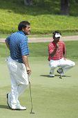 Ricardo Gonzalez, Argentina golfer