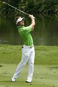 Jbe Kruger, South Africa golfer