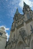 Saint Wenceslas Cathedral In Olomouc