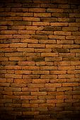 stock photo of stockade  - Brick wall texture - JPG
