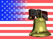Liberty American Flag
