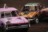 Demolition Derby SD County Fair