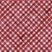 Watercolor Stripe Diagonal Plaid Seamless Pattern. Red Stripes On White Background. Watercolour Hand poster
