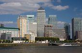 Canary Wharf Day