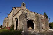 Santuário de San Vicente De La Barquera, Cantábria, Espanha