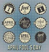 stock photo of fool  - Collection of April fool - JPG