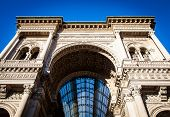 Galleria Vittorio Emanuele, Milão-