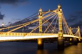 Albert Bridge London