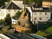 Church  In Norway