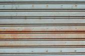 Rusty Steel Door Texture