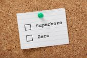 pic of zero  - Superhero or Zero - JPG