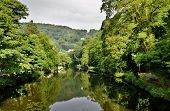 River Derwent at Matlock Bath