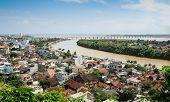 Tuy Hoa city, Phu Yen province, Central of Viet Nam