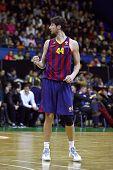 Ante Tomic Of Fc Barcelona