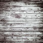 Background texture of  wooden lining boards wall