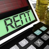 Rent Calculator Means Paying Tenancy Or Lease Costs