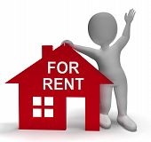For Rent House Shows Rental Or Lease Property