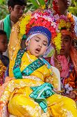 Poy Sang Long Festival