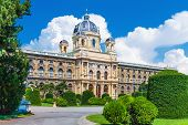 Museum of Art History in Vienna, Austria