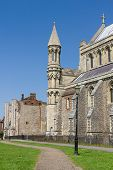 Cathedral And Abbey Church Saint Alban St.albans