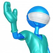 3D Character Doctor