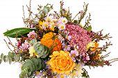 Bouquet of flowers decoration