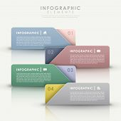 Coloful Modern Design Banners Template Infographic