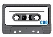 Realistic tape cassette