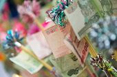 Bank Note Flags For Charity