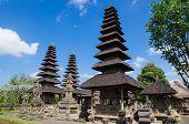 Pura Taman Ayun. Bali, Indonesia